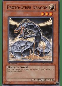 Proto-Cyber Dragon - SDMM-EN014 - Common
