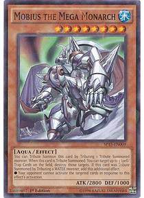 Mobius the Mega Monarch - SP15-EN009 - Shatterfoil Rare