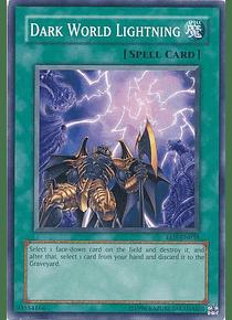 Dark World Lightning - EEN-EN038 - Common