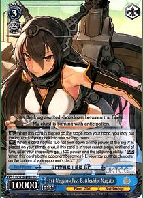 1st Nagato-class Battleship, Nagato - KC/S25-E128 - +RR
