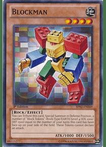 Blockman - BP02-EN049 - Common