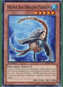 Mecha Sea Dragon Plesion - ABYR-EN033 - Common