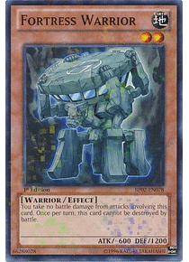 Fortress Warrior - BP02-EN078 - Mosaic Rare