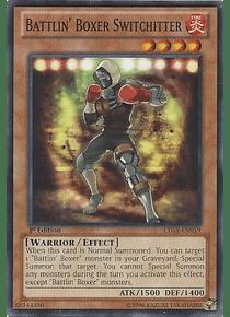 Battlin' Boxer Switchitter - LTGY-EN019 - Common