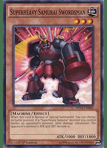 Superheavy Samurai Swordsman - MP15-EN068 - Common