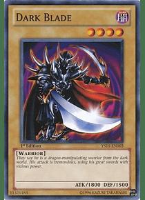 Dark Blade - YS11-EN003 - Common