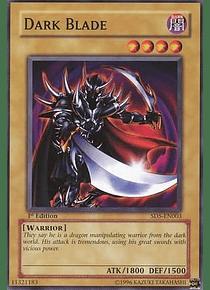 Dark Blade - SD5-EN003 - Common