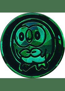 Pokemon Rowlet Collectible Coin