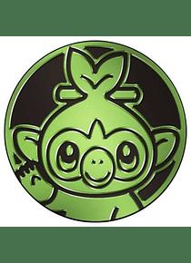 Pokemon Grookey Coin
