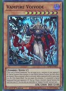 Vampire Voivode - GFTP-EN001 - Ultra Rare