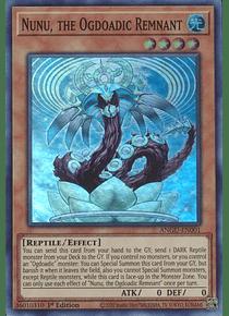 Nunu, the Ogdoadic Remnant - ANGU-EN001 - Super Rare