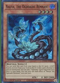 Nauya, the Ogdoadic Remnant - ANGU-EN002 - Super Rare