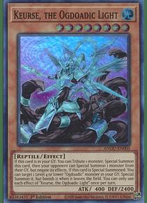 Keurse, the Ogdoadic Light - ANGU-EN005 - Super Rare