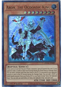 Aron, the Ogdoadic King - ANGU-EN007 - Ultra Rare