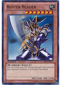 Buster Blader - BP01-EN117 - Common
