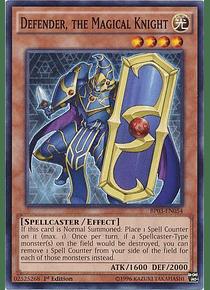 Defender, the Magical Knight - BP03-EN054 - Common