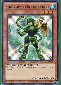 Hydrotortoise, the Empowered Warrior - YS14-EN015 - Common