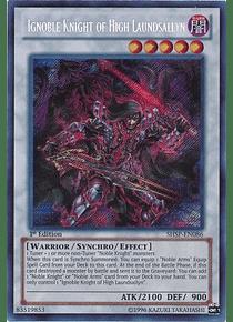 Ignoble Knight of High Laundsallyn - SHSP-EN086 - Secret Rare