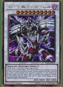 Dragocytos Corrupted Nethersoul Dragon - PGL2-EN014 - Gold Secret Rare
