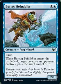 Burrog Befuddler - STX - C