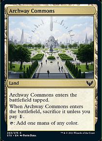 Archway Commons - STX - C