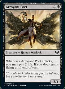Arrogant Poet - STX - C