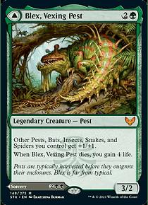 Blex, Vexing Pest - STX - M
