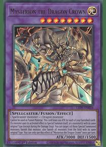 Mysterion the Dragon Crown - LIOV-EN034 - Ultra Rare