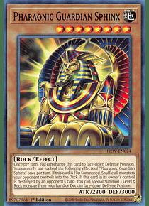 Pharaonic Guardian Sphinx - LIOV-EN024 - Common