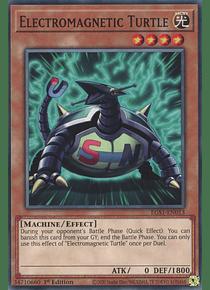 Electromagnetic Turtle - EGS1-EN013 - Common