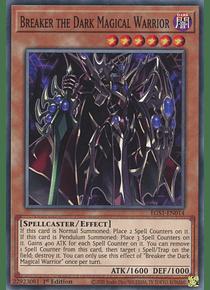 Breaker the Dark Magical Warrior - EGS1-EN014 - Common