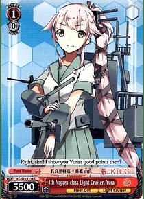 4th Nagara-class Light Cruiser, Yura - KC/S25-E116 - C
