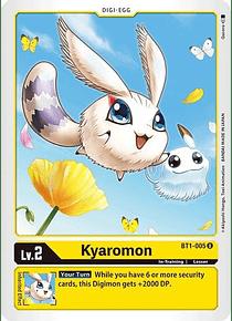 Kyaromon - BT1-005 U - Uncommon