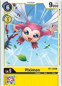 Piximon - BT1-059 C - Common