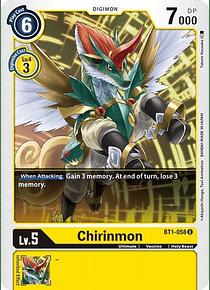Chirinmon - BT1-058 U - Uncommon