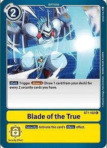 Blade of the True - BT1-102 C - Common