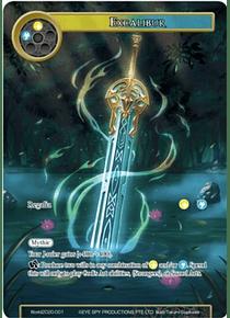Excalibur - SDA01-025 (FOIL)