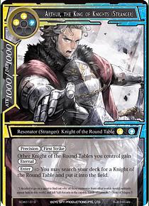 Arthur, the King of Knights (Stranger) - SDA01-019