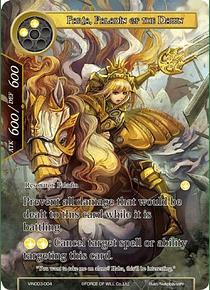 Faria, Paladin of the Dawn - VIN003-004