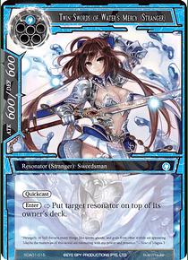Twin Swords of Water's Mercy (Stranger) - SDA01-015