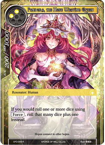 Pandora, the Hope Weaving Queen - CFC-009 R