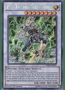 PSY-Framelord Omega - HSRD-EN035 - Secret Rare (portugues)