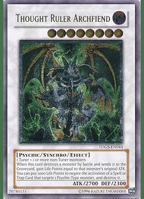 Thought Ruler Archfiend - TDGS-EN044 - Ultimate Rare