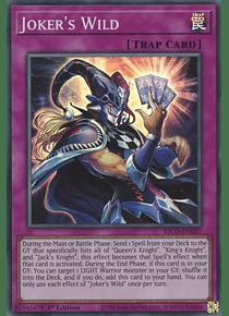 Joker's Wild - KICO-EN007 - Super Rare