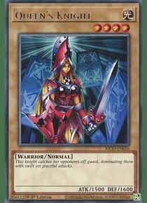 Queen's Knight - KICO-EN026 - Rare