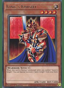 King's Knight - KICO-EN027 - Rare