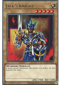 Jack's Knight - KICO-EN028 - Rare