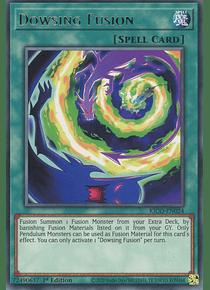 Dowsing Fusion - KICO-EN024 - Rare