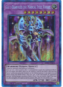 Gilti-Gearfried the Magical Steel Knight - KICO-EN014 - Collectors Rare