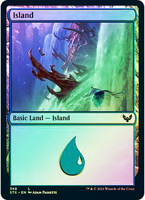 Island - STX - 368